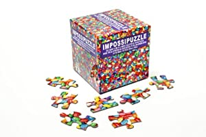 Impossipuzzle Cubes Jelly Beans
