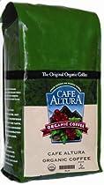 Cafe Altura Organic Coffee Peruvian Whole Bean