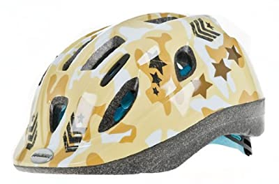 Raleigh 2012 Helmet Boys Camo Army Helmet 48 - 54cm by Raleigh