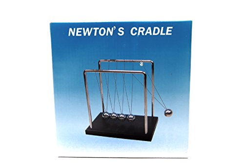 OrangeTag Newton's Cradle Art in Motion - 1