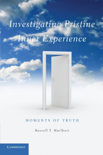Investigating Pristine Inner Experience: Moments of Truth