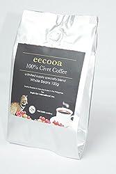 エクーア シベットコーヒー 豆 50g,100g,250g  フィリピン産ジャコウネココーヒー(コピルアク) (100g)