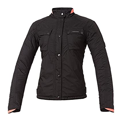 Tucano urbano 8944WF039N4 bICILINDRICA-respirant, coupe-vent et étanche à women's jacket noir taille m