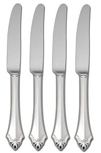 Oneida Kenwood Hollow Handle Dinner Knife, Set Of 4