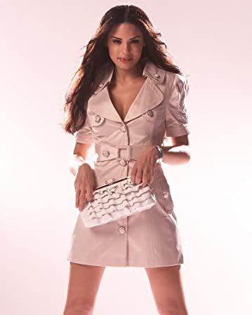 bebe trench coat from bebe.com