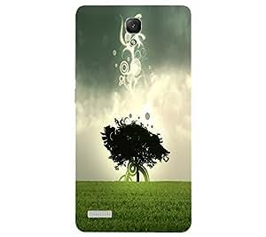 perfect print Back cover for Xiaomi Redmi Note