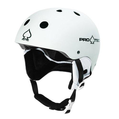 Pro-Tec Helm U CLASSIC SNOW