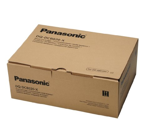 Genuine Panasonic DQDCB020C Drum Cartridge for use in Panasonic DPMB340 Multi-function Printer/Scanner/Fax System