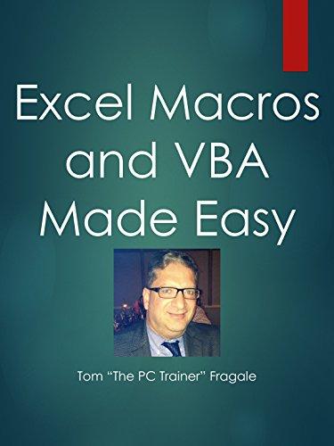Excel Macros & VBA Made Easy