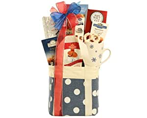 Wine Country Gift Baskets Holiday Tote