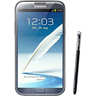 Samsung Galaxy Note 2 16GB Unlocked Phone (N7100, White or Grey)