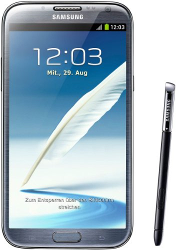 Samsung Galaxy Note II N7100 16GB SIMフリー (グレー)