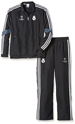 Adidas - Tuta sportiva Champions League Real Madrid 2014/15, per bambini/ragazzi