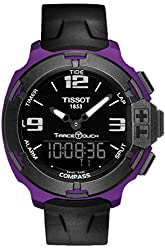 TISSOT watch T-Race TOUCH Aluminium (tea race touch aluminum) T0814209705705 Men