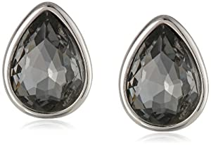 "Kenneth Cole York ""Marquis Stone"" Faceted Gem Stud Earrings by Kenneth Cole New York"