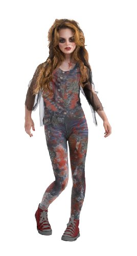 Drama Queens Zombie Dawn Costume, Medium