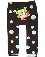 Baby - Toddler Unisex Trousers / Leggings - Frog playing Accordian