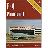 F-4 Phantom II Part 2 USAF F-4E and F-4G (Detail & Scale Vol 7)by Bert Kinzey