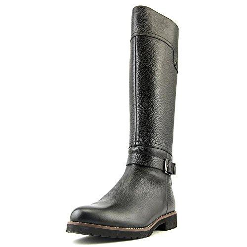 franco-sarto-chandler-damen-us-10-schwarz-mode-knie-hoch-stiefel
