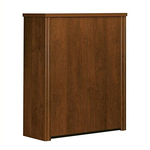 Embassy Cabinet w 2 Doors (Small in Tuscany Brown) Embassy Collection 2 Door Cabinet