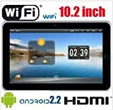 Blue Nova Android Tablet 10 Inch
