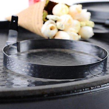 LLsai 30CM*16CM*5C Kitchen Appliance Baking Tools Stainless Steel With Plastic Handle Oil Teaspoons Handle Oilnet