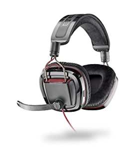 Plantronics GameCom 780 Gaming Headset with Surround Sound - USB Compatible with PC