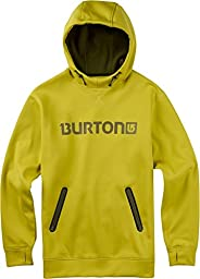 BURTON Men\'s Crown Bonded Pullover Hoodie, Venom, Small