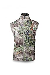 First Lite Merino Wool Springer Vest in Realtree Max-1