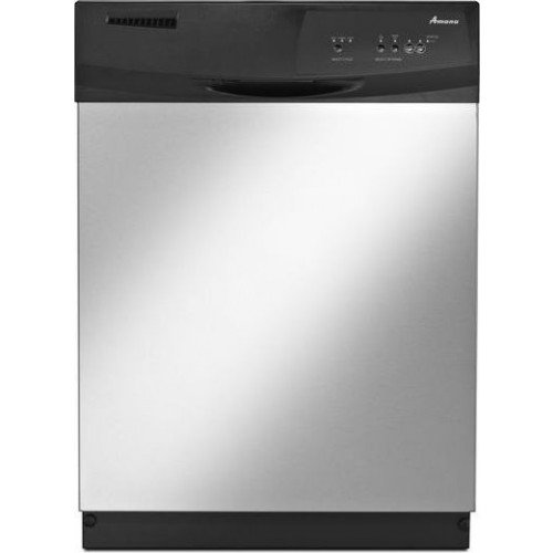 "Amana ADB1100AWS 24"" Stainless Steel Full Console Dishwasher - Energy Star"