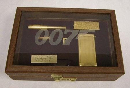 James bond 007 the golden gun limited edition prop replica ryan.