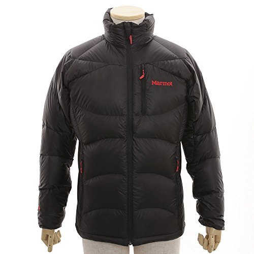 (マーモット)Marmot 1000 FILL POWER DOWN MJD-F4008 BLK BLK L