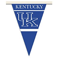 Buy NCAA Kentucky Wildcats 25 Foot Party Pennant Flags by BSI