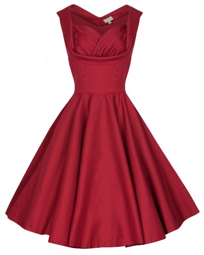 Lindy Bop 'Ophelia' Vintage 1950′s Prom Swing Dress