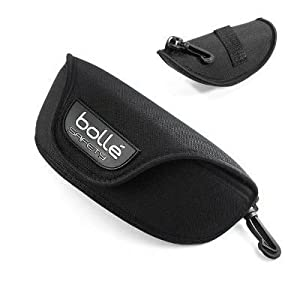 BOLETUIB - Bolle Case Black rigid Polyester Belt clip &Loop