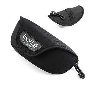 BOLETUIB - Bolle Case Black rigid Polyester Belt clip &Loop