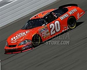 Tony Stewart Home Depot Team 20 racing track 8x10 11x14 16x20 photo 140 - Size 16x20 by Your Sports Memorabilia Store