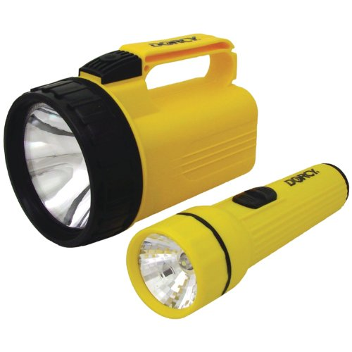Dorcy 41-2802 40 Lumen Led Flashlight Combo
