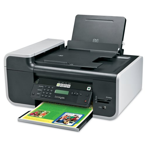 Lexmark X5650 All-In-One Inkjet Printer