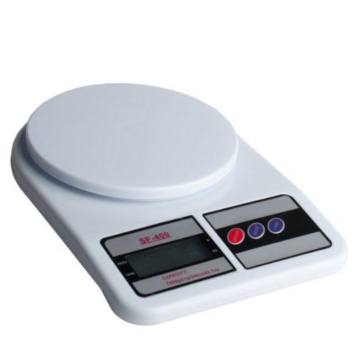 Macallen Balance de cuisine électronique Affichage LCD numérique 10 kg