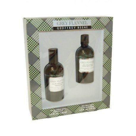 Gift Set Grey Flannel Pour Homme 2: Eau de Toilette 120 ml Spray + After Shave Lotion 120 ml Lozione Dopo Barba Uomo