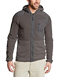 ExOfficio Men\'s Bugsaway Sandfly Jacket, DK Pebble, XX-Large