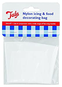 Tala 24 cm Traditional Icing and Food Decorating Bag, White