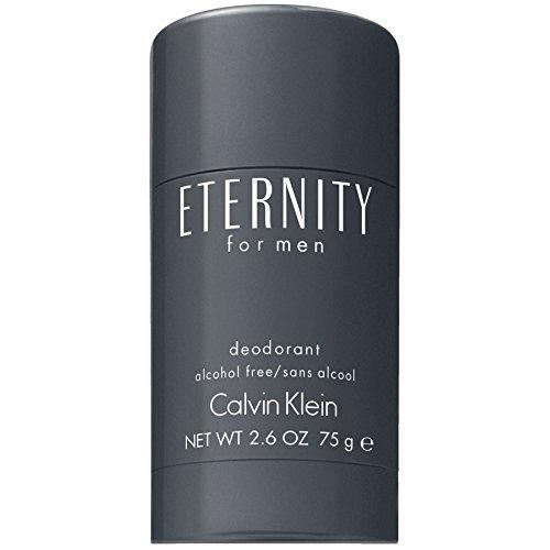 Calvin Klein L'Eternità Per Gli Uomini Deodorante Stick 75g (Confezione da 6)