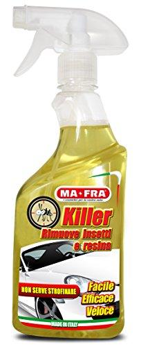 Mafra Killer Elimina Insetti e Resina