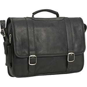 David King & Co. Porthole Brief with Inside Organizer Plus from David King & Co.