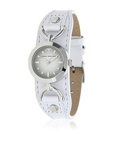 TOM TAILOR Reloj de cuarzo 5404802 Blanco 23 mm