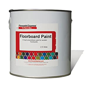 Floorboard Paint A Tough Polyurethane Floor Paint For