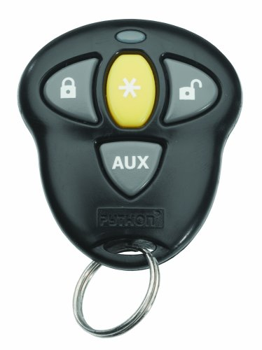 Python 474P TX Remote with Extra Keypad for 474PX