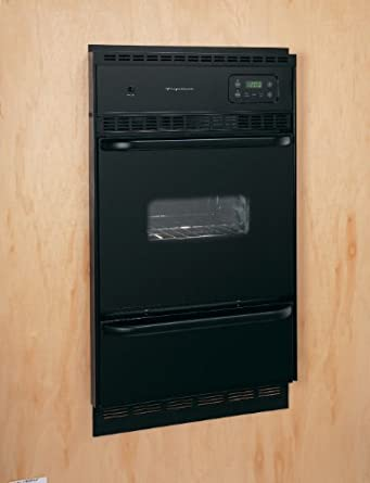Frigidaire FGB24L2AB 24 Single Gas Wall Oven - Black